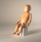 CRABI 12 Month Old Child Dummy
